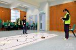 「超級軌道賽」 (Super Track Runner Competition):機械人須在軌跡上克服各種困難。結合數學應用PID控制技術,是現在製冷變頻馬達智能化操控。