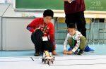 「機械人智慧污水處理比賽」:讓學生們認識環保技術。